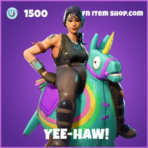 yee-haw epic fortnite skin