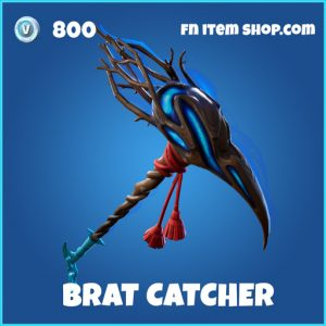 brat catcher rare fortnite pickaxe
