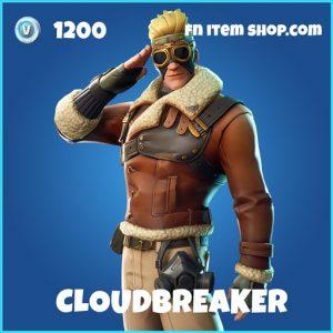 Cloudbreaker rare fortnite skin