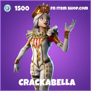 Cracabella epic fortnite skin