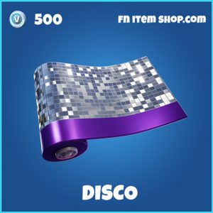 Disco rare fortnite wrap