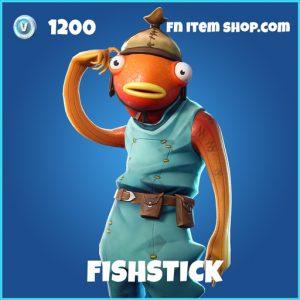 Fishstick rare fortnite skin