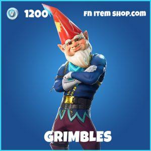 grimbles rare fortnite skin