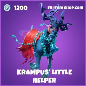 krampus little helper epic fortnite skin