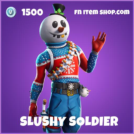 Slushy-Soldier