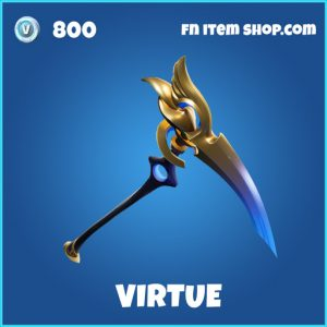 virtue rare fortnite pickaxe