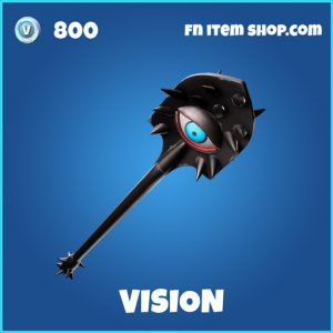 vision rare fortnite pickaxe