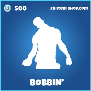 bobbin' rare fortnite emote