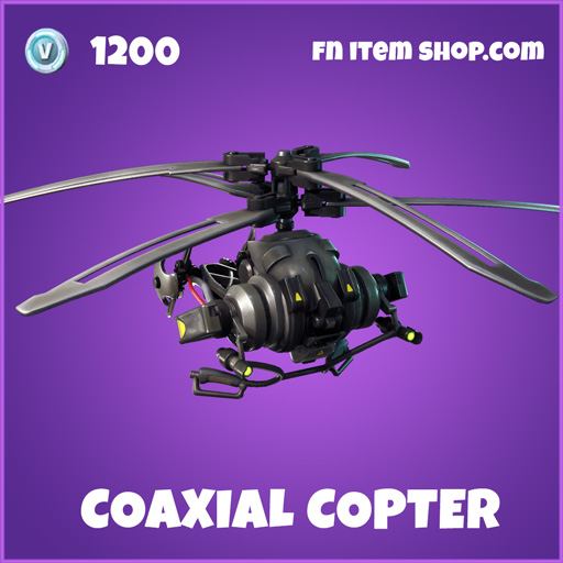 Coaxial Copter epic fortnite glider