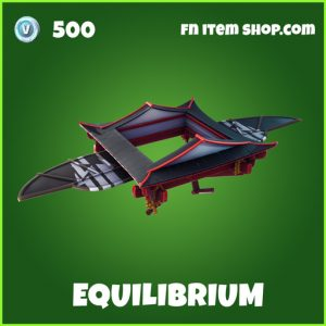 Equilibrium uncommon fortnite glider