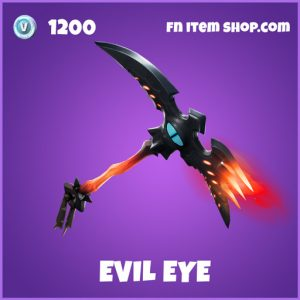 Evil Eye epic fortnite pixkaxe