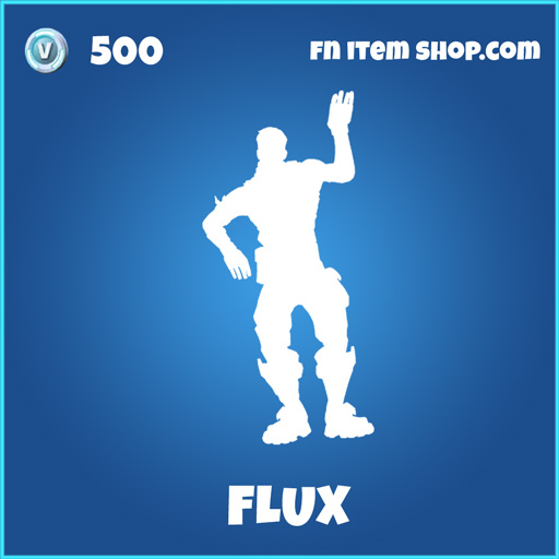 Flux rare fortnite emote