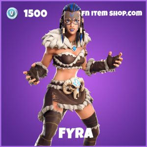 Fyra epic fortnite skin