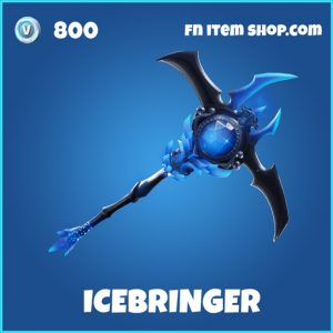 Icebringer rare fortnite pickaxe