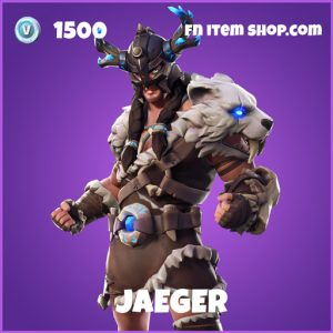 Jaeger epic fortnite skin