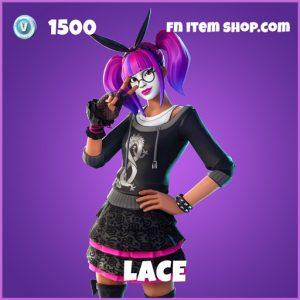 Lace epic fortnite skin