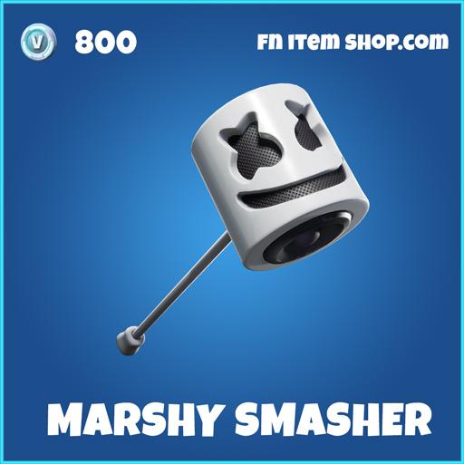 Marshy-Masher