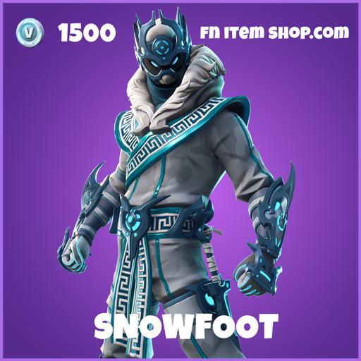 Snowfoot