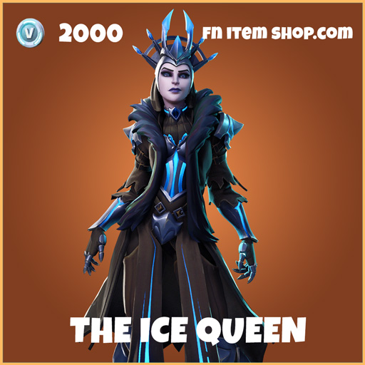 The-Ice-Queen