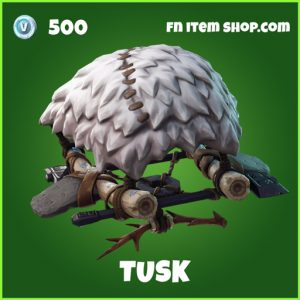 Tusk uncommon fortnite glider