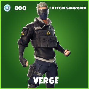 Verge uncommon fortnite skin