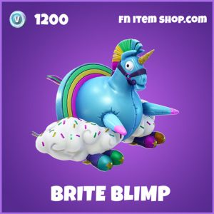 Brite Blimp epic fortnite glider