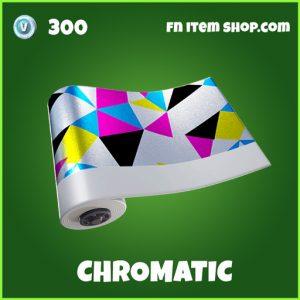 Chromatic uncommon fortnite wrap