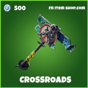 Crossroads uncommon fortnite pickaxe