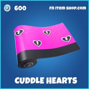 Cuddle hearts rare fortnite wrap