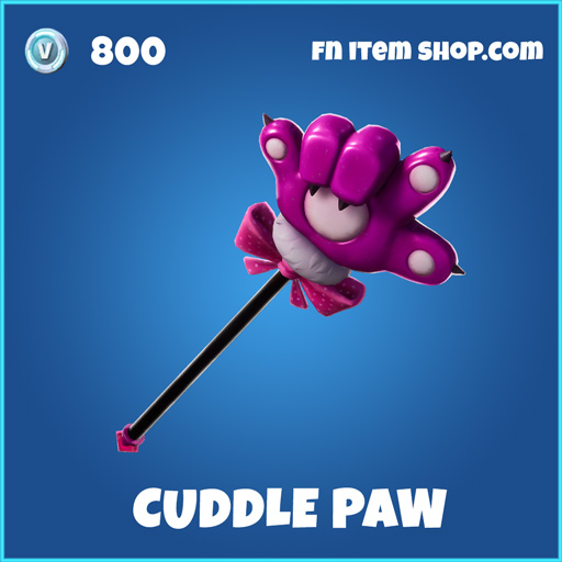 Cuddle-Paw
