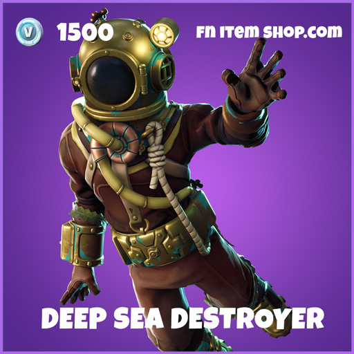 Deep-Sea-Destroyer