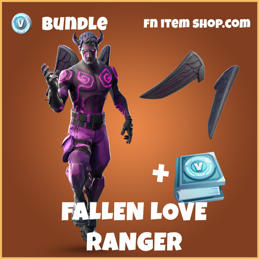 Fallen-Love-Ranger-Bundle