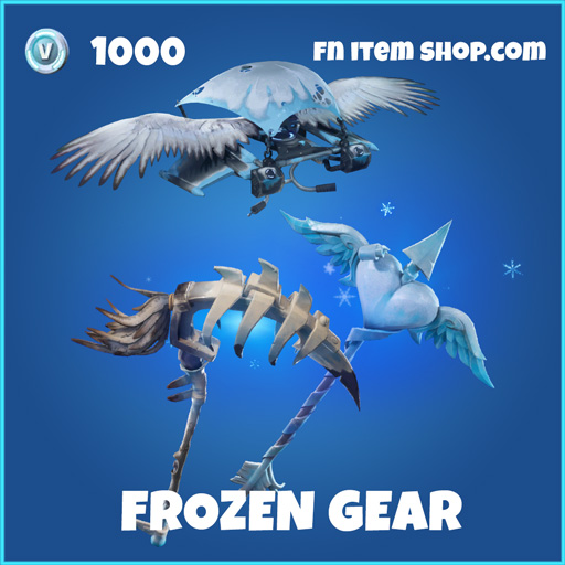 Frozen-Gear