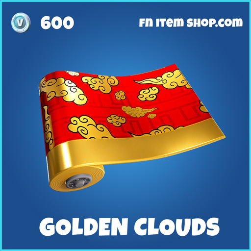 Golden-Clouds