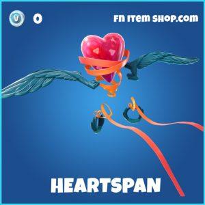 Heartspan rare fortnite glider