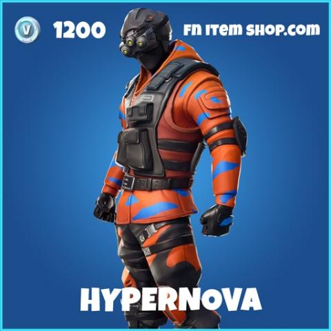 hypernova rare fortnite skin