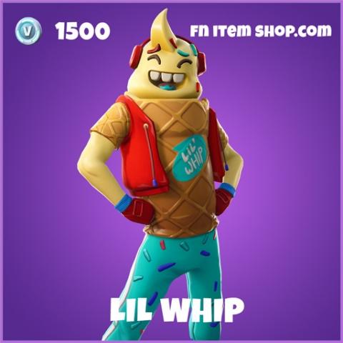 Lil Whip epic fortnite skin
