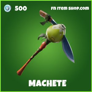 machete uncommon fortnite pickaxe