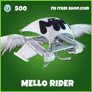 Mello rider uncommon fortnite glider