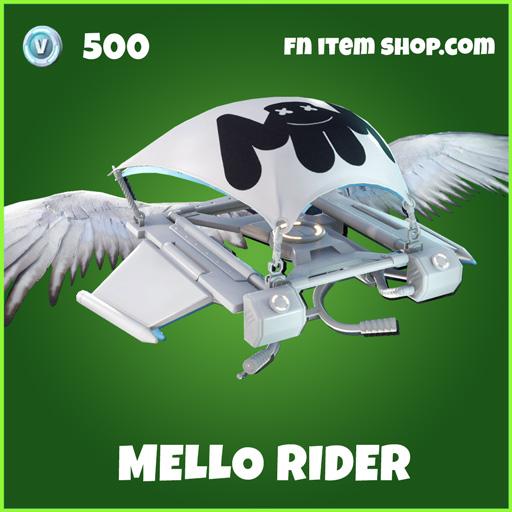 Mello rider uncommon fortnite glider