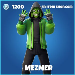 Mezmer rare fortnite skin