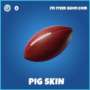 Pig Skin fortnite toy
