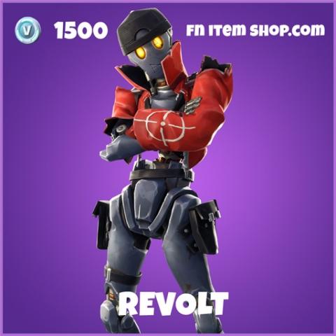 Revolt Epic fortnite skin