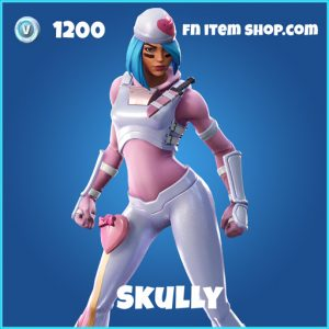 SKully rare fortnite skin