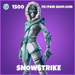Snowbrand epic fortnite skin