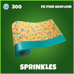 Sprinkles uncommon fortnite wrap