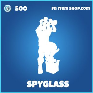 Spyglass rare fortnite emote