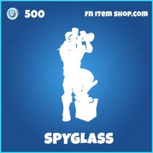 Spyglass rare fortnite emote