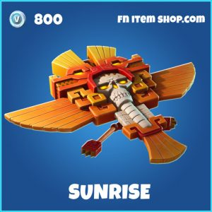 Sunrare rare fortnite glider