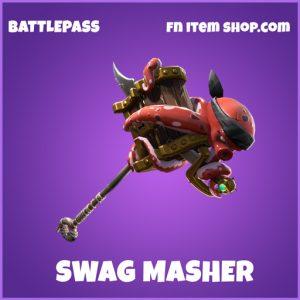 Swag masher epic fortnite pickaxe